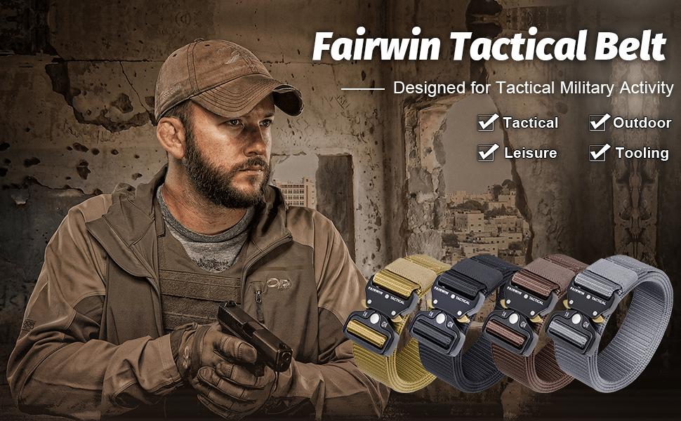 fairwin tactical belt