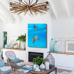 sea jewel living room staging home decor beach tropical underwater design