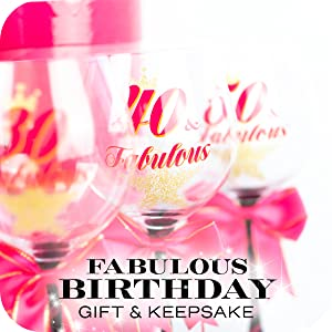 fabulous birthday gift for neighbor mother mom bestie sister nurse woman coworker boss lady her