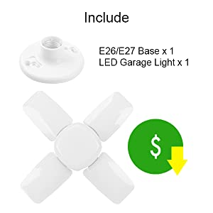 LED Garage Light