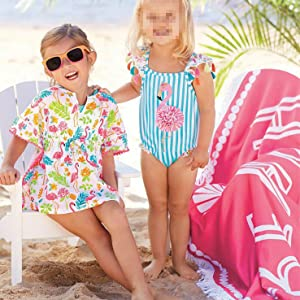 beacwear cover up for girls