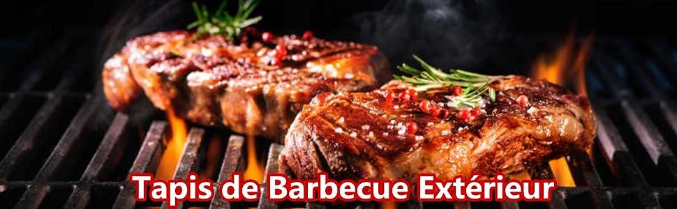 Parfait pour tout barbecue, y compris les grillades au charbon, les céramiques, le charbon de bois