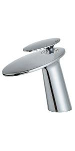 wovier Waterfall Bathroom Sink Faucet