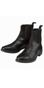 Paddock, kids, boot, training, zip, child, horse, riding