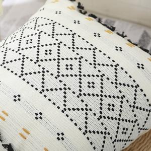 Boho Decorative Throw Pillow Covers