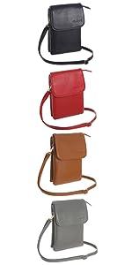 leather small crossbody purse