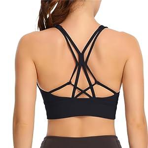Cross-strap Back