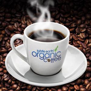 subtrtle earth organic coffee