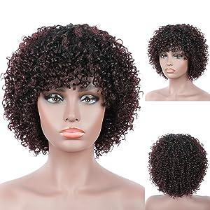 human hair wig for women