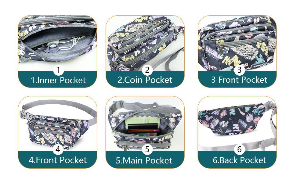 Large pockets