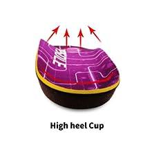 U -heel cup