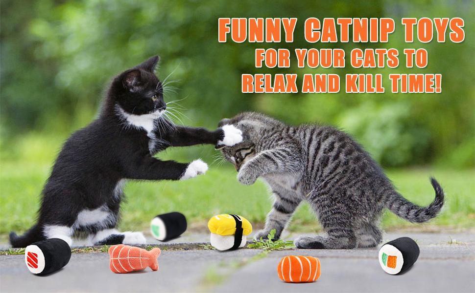 Cat Lovers Interactive Plush Gift