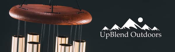 UpBlend Outdoors offers Wind Chimes and Hooks and Hangers