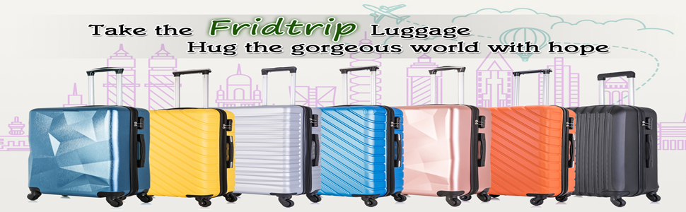 luggage sets luggage set luggage 4 piece set carry on luggage with spinner wheels
