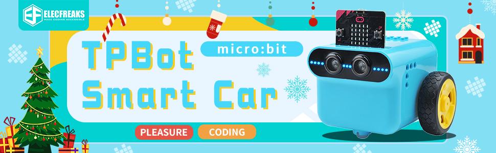 micro:bit car kit