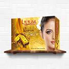 Lilium Gold Facial Kit