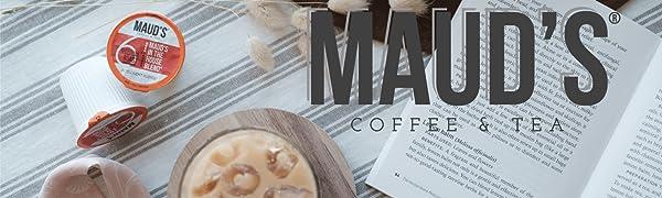 Mauds Coffee and Tea