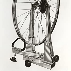 Vintage Park Tool bicycle wheel truing stand