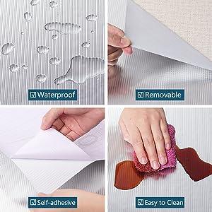 metal contact paper