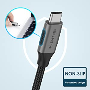 humanized non-slip design