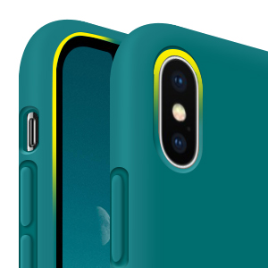 iphone x silicone case