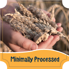 Minimally processed - Millets