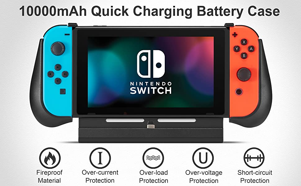nintendo switch battery pack