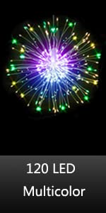 starburst lights