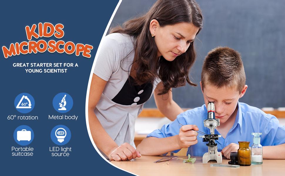 Beginner Microscope Kit