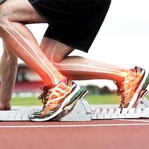 orthotic sports shoe insole