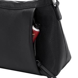Concealable Zipper Pocket