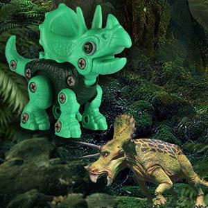 Dinosaur Toys for 3 4 5 6 7 Year Old Boys