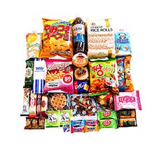 ULTIMATE ASIAN SNACK BOX