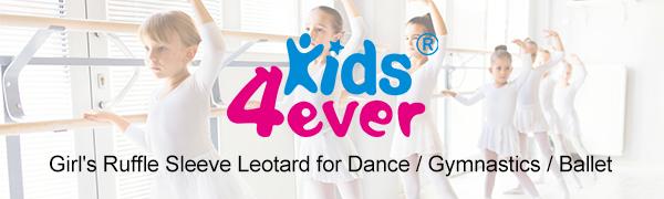 Girls' Dance Leotards