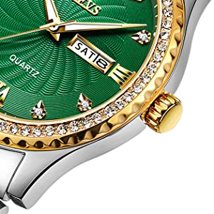 reloj de pulsera para hombre analogico para hombre Analog Quartz Watch Stainless Steel Wrist Watch