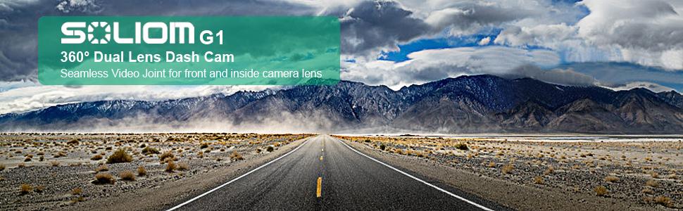 larger view 360 degree car camera