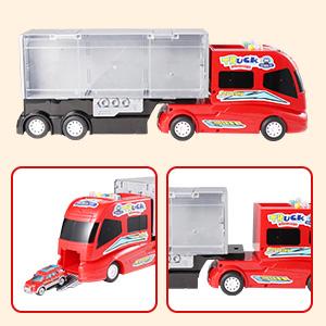 long cargo truck