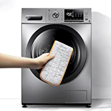 Machines Washable Mop Pads