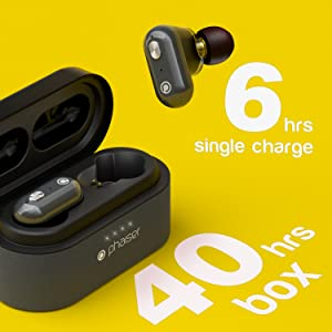 true wireless headphones bluetooth earbuds headset comfort wirefree ergonomic earpiece durable