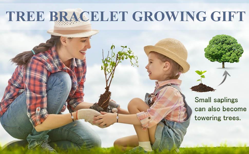 Tree Bracelets