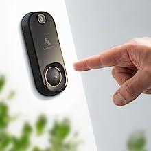 Press Smart Doorbell Camera