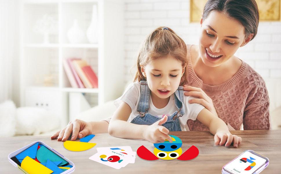 puzzle infantil 3 años