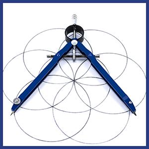 Compas Professionnel Dessin Compas Scolaire de Pr/écision Compas /à R/églage Rapide pour /école menuisier Yangfei 3 pi/èces ensemble de Compas de Mesure Noir, bleu, gris
