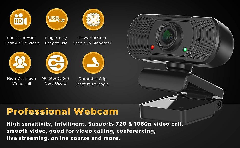 Professional Webcam
