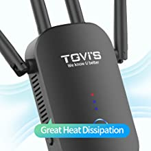 WiFi Extenders Signal Booster for Home