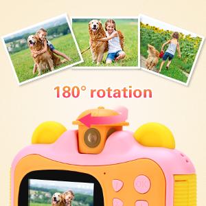 rotation camera