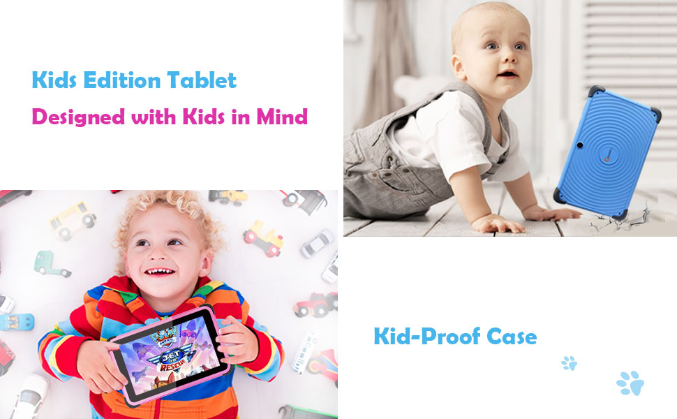 android 10 tablet for kids