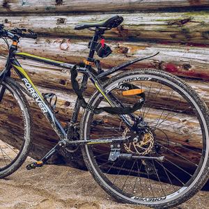 Osaloe Candado de Bicicleta Antirrobo, Código de Bicicleta Candado ...