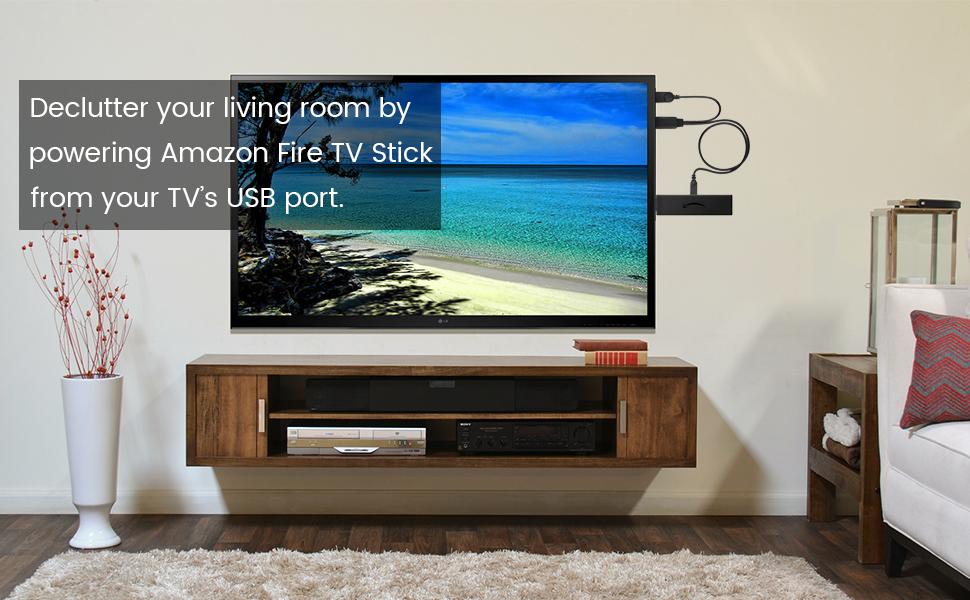 Fire TV Stick power cord