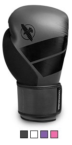 Charcoal S4 Boxing Training Glove